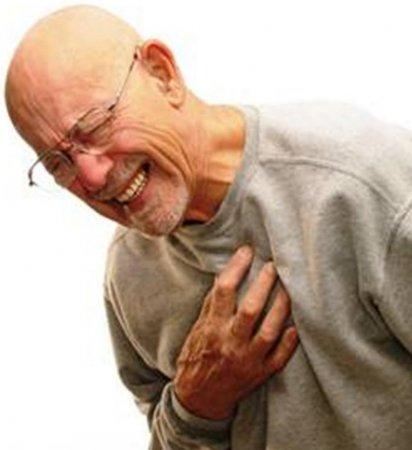Что делать, если появилась боль в области сердца при вдохе?